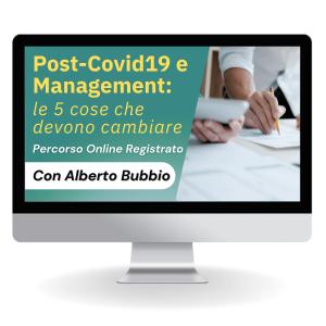 corso online di management e covid 19