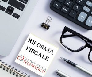 legge delega riforma fiscale