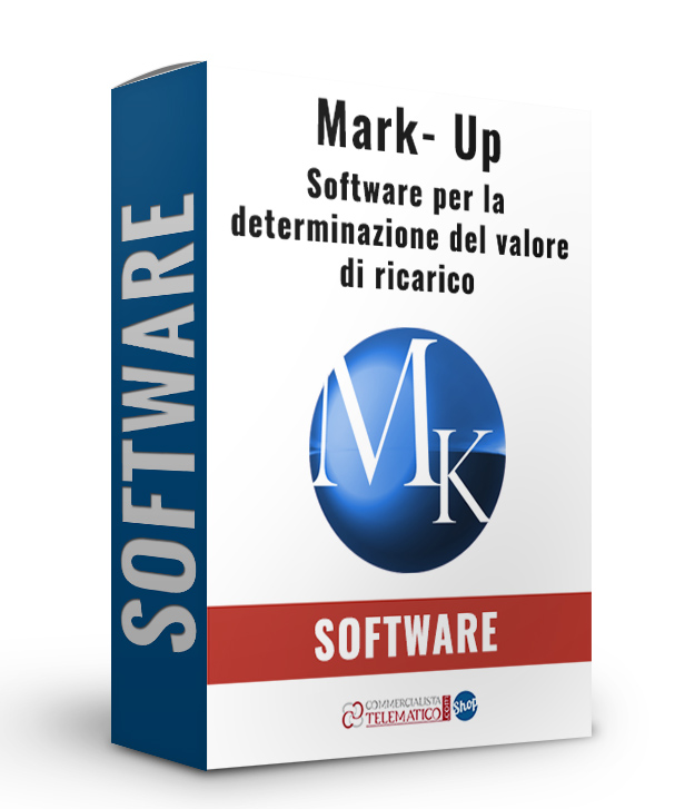 Mark-Up Software per il Calcolo del valore di ricarico